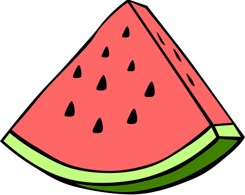 Most people only buy watermelon in the warmer months, but I'm going to make