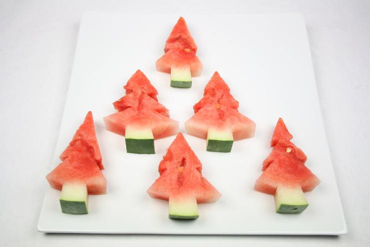 Watermelon Christmas Trees What About Watermelon