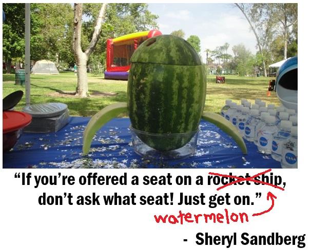 Quote Sandberg