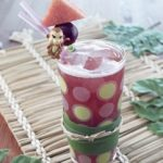 RECIPE: WATERMELON GRAPE FIZZ