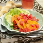 FEATURED RECIPE: WATERMELON-GLAZED SWEET POTATOES