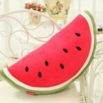 GIFTS FOR THE WATERMELON LOVER: WATERMELON PILLOW