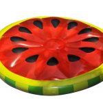 AUGUST PRIZE: WOULD YOU TAKE A DIP WITH THIS WATERMELON RAFT?
