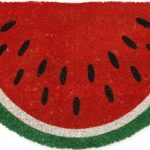 OCTOBER PRIZE: WATERMELON WELCOME MAT