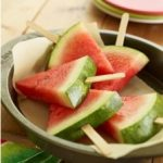 SECOND SLICE: DISCOVERING THE SIMPLE JOYS OF WATERMELON POPSICLES