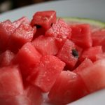 DID YOU KNOW: 16 POUNDS OF WATERMELON PER YEAR!