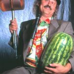 JULY POLL – GALLAGHER: CRIME AGAINST WATERMELON OR ALL IN GOOD FUN?