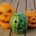 SECOND SLICE: WHY DON'T PEOPLE CARVE WATERMELONS FOR HALLOWEEN?