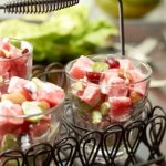 RECIPE: WATERMELON WALDORF SALAD
