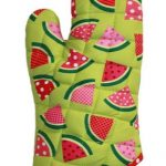 JANUARY PRIZE: THE WATERMELON OVEN MITT!