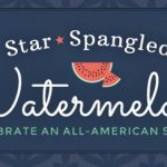 CELEBRATE SUMMER (AND PRIZES!) WITH STAR SPANGLED WATERMELON