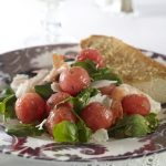 FEATURED RECIPE: SHRIMP AND WATERCRESS SALAD