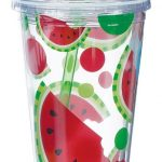 APRIL PRIZE: WHAT WOULD YOU FILL THIS WATERMELON TUMBLER WITH?