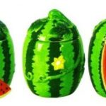 MARCH PRIZE: WATERMELON CANISTER SET