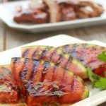 TOUCHDOWN! 7 WATERMELON IDEAS FOR YOUR NEXT TAILGATING PARTY