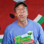 MIKE ROWE: FUTURE WATERMELON SEED SPITTING CHAMP?