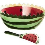 GIFTS FOR WATERMELON LOVERS: A WATERMELON DIP BOWL!