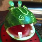 SECOND SLICE: WATERMELON-CARVING TIPS