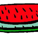 DID YOU KNOW: THE WORLD RECORD FOR EATING WATERMELON