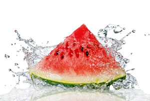 watermelon-hydrating