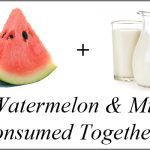 Watermelon and Milk