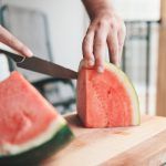 cutting-up-watermelon